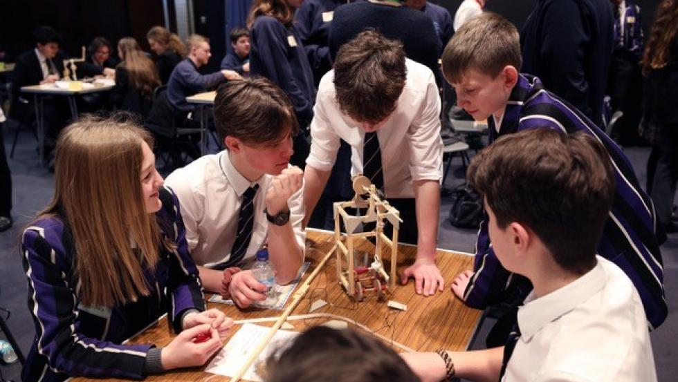 Rotary Club of Huntingdon challenge local students at 10th annual technology tournament