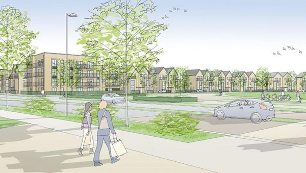 Crest Nicholson starts work on the latest homes at Alconbury Weald