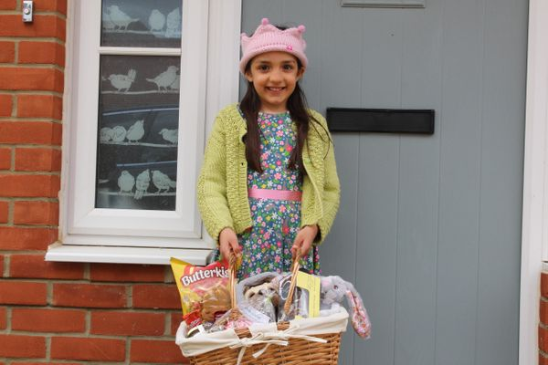 Alconbury Weald Easter egg hunt winner announced