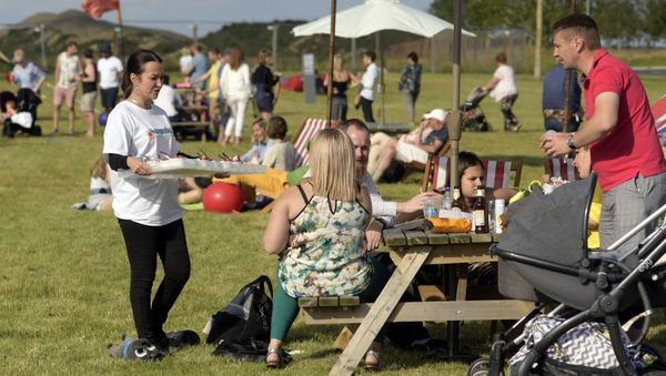 Howzat! More than 600 visitors attend the first ever Alconbury Weald Big Summer Bash